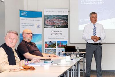 WTSH und Wirtschaftsförderung Lübeck haben Unternehmen zur Internationalisierung beraten. Foto: WiFö HL