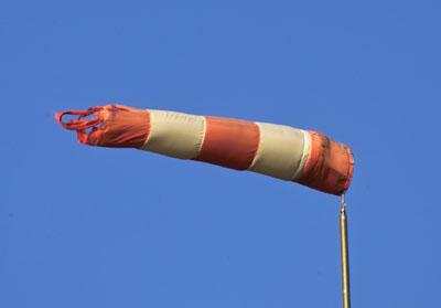 Am Donnerstag sind Sturmböen bis Stärke 8 möglich.