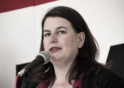 Katjana Zunft hat den Verdacht, dass die SPD freie Träger bevorzugt.