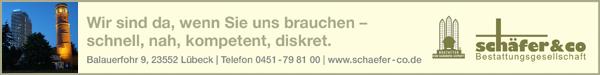 Schäfer & Co. Lübeck