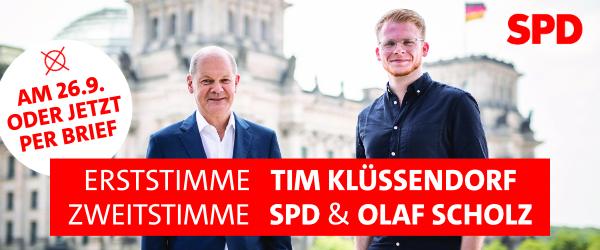 SPD - Tim Klüssendorf