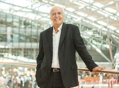 Professor Horst Opaschowski kommt auf Einladung der Hanse- Unternehmerinnen nach Lübeck. Foto: Veranstalter