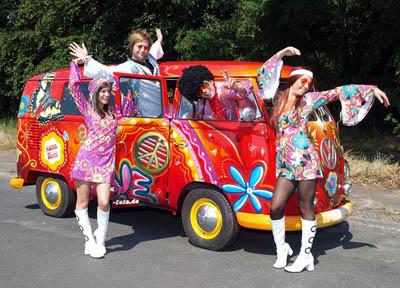 Love Peace Tour Foto Gen Erell
