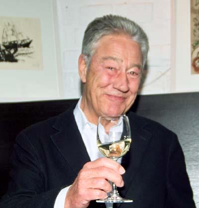 Björn Engholm feierte am Sonntag seinen 75. Geburtstag.