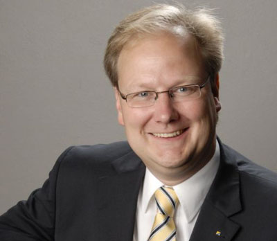 Gerrit Koch ist Vorsitzender des Lübecker Anwaltverein e.V. - kochfdp150813