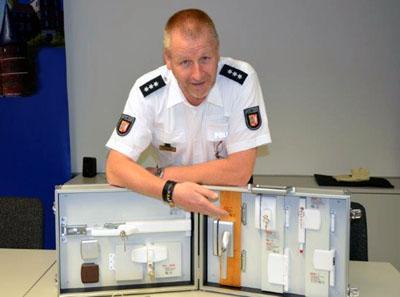 einbruchschutz polizei bietet weitere termine an hl. Black Bedroom Furniture Sets. Home Design Ideas