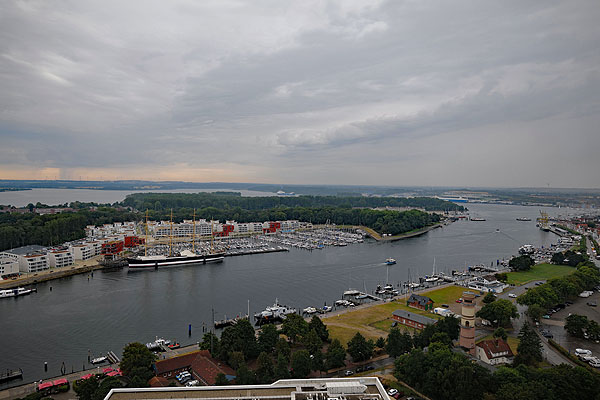 Luftfeuchtigkeit Lübeck