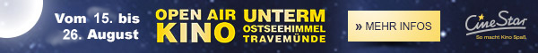 Cinestar - Kino unterm Ostseehimmel